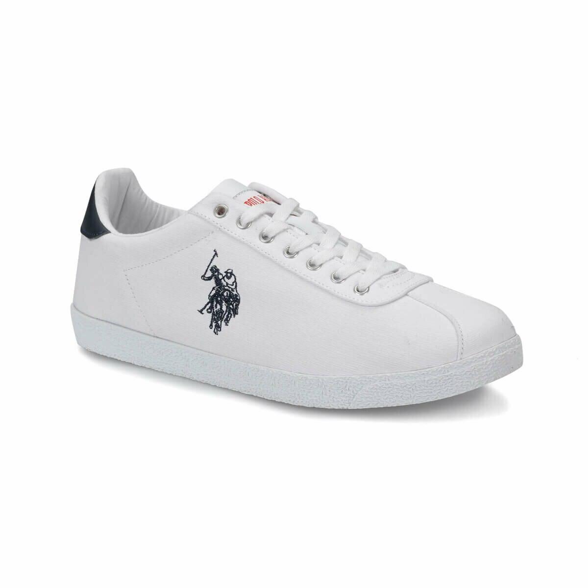 FLO TABOR White Men 'S Sneaker Shoes U.S. POLO ASSN.
