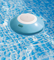 Floating Bluetooth speaker for swimming pools, 30 m, accessory for swimming pools, music in the pool, Intex, item No. 28625