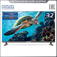 LED Television Polar P32L22T2C Consumer Electronics Home Audio Video Equipments Smart TV 3239InchTv dvb t2 32inch hd