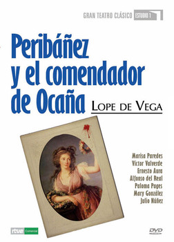 1-PERIBAÑEZ STUDY AND THE COMMANDER 'S OCAÑA's Lope de Vega. Theater. Book CD. Classic drama something new the u s album cd