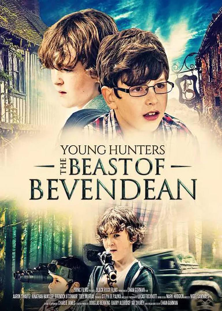 少年猎手:贝文顿的野兽
