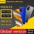 Глобальная версия F3 Смартфон Android 10 128 ГБ 6,7