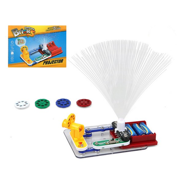 Board Game Electronic Bricks 118117 Projector