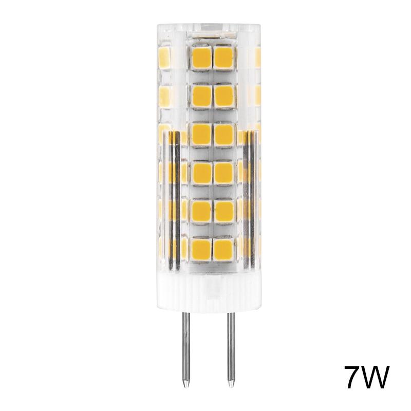 Lampada led Feron capsula G4 5W 7W 2700K 4000K 6400K AC220V - 3