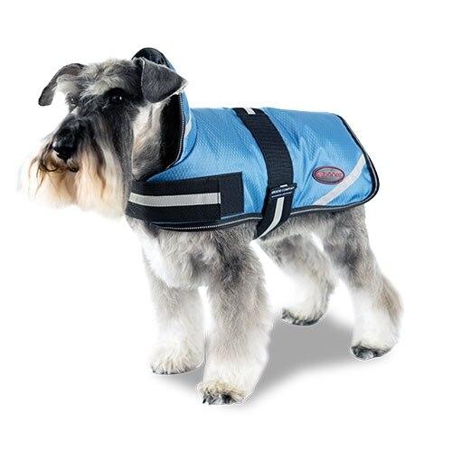 Coat + Safe Breathe Comfort Blue COAT + SAFE BREATHE COMFORT BLUE 70CM