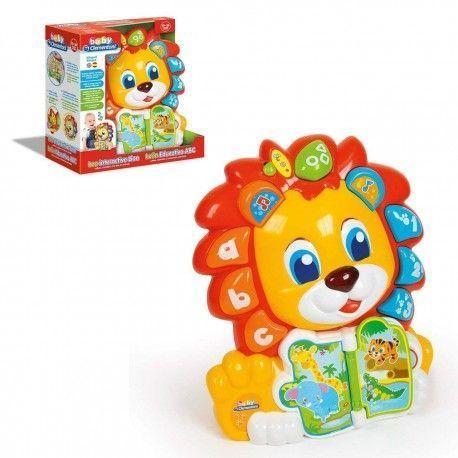 Clementoni Lion Educational ABC, Multicolour, Unique