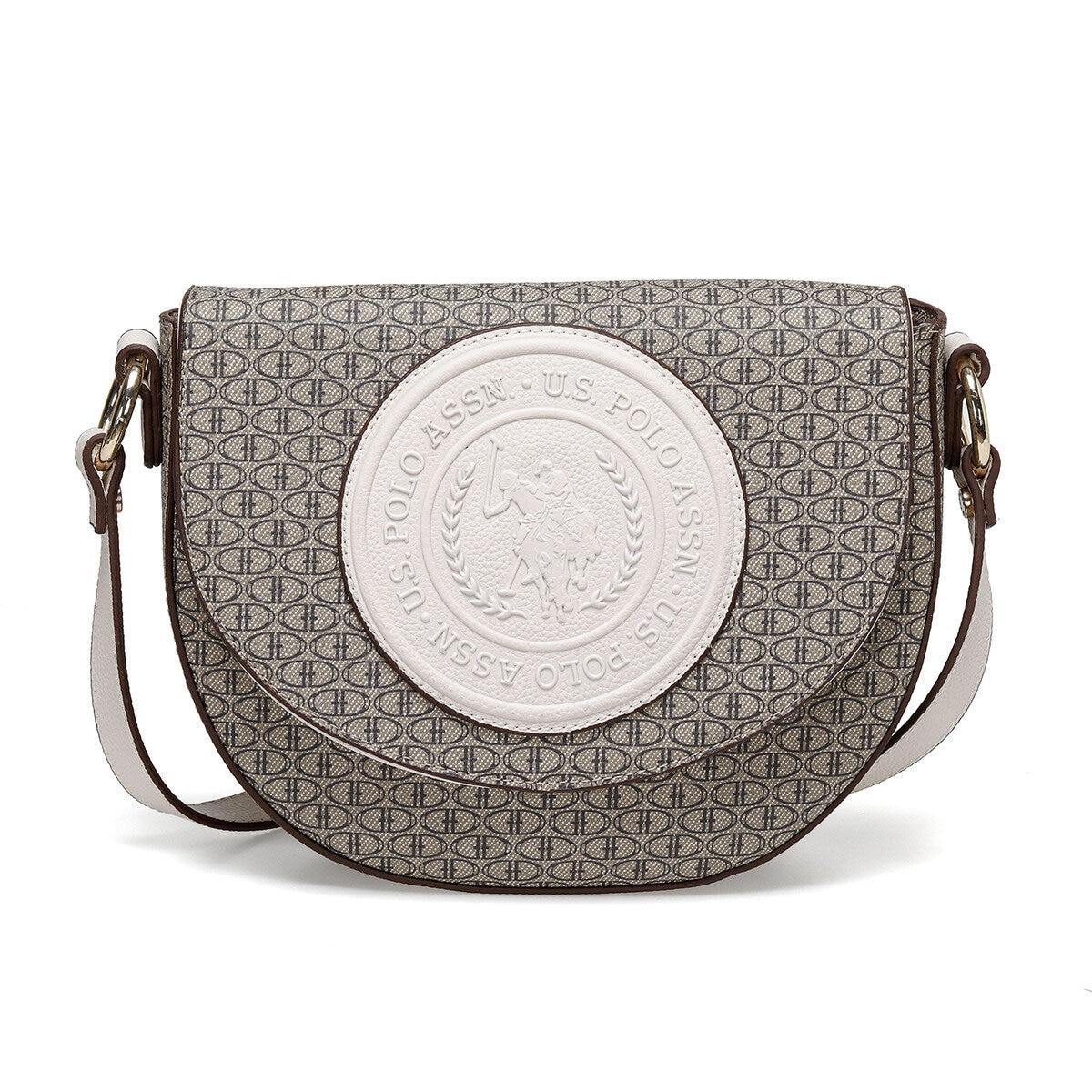 FLO US20215 Mink Women Messenger Bag U.S. POLO ASSN.