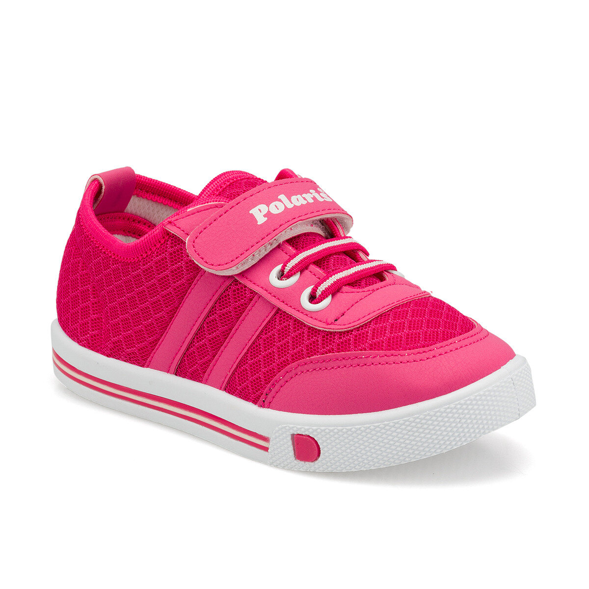 FLO 512540.P Fuchsia Girls Children Shoes Polaris