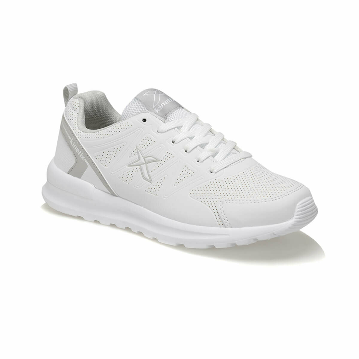 FLO DENES M White Men 'S Sneaker Shoes KINETIX