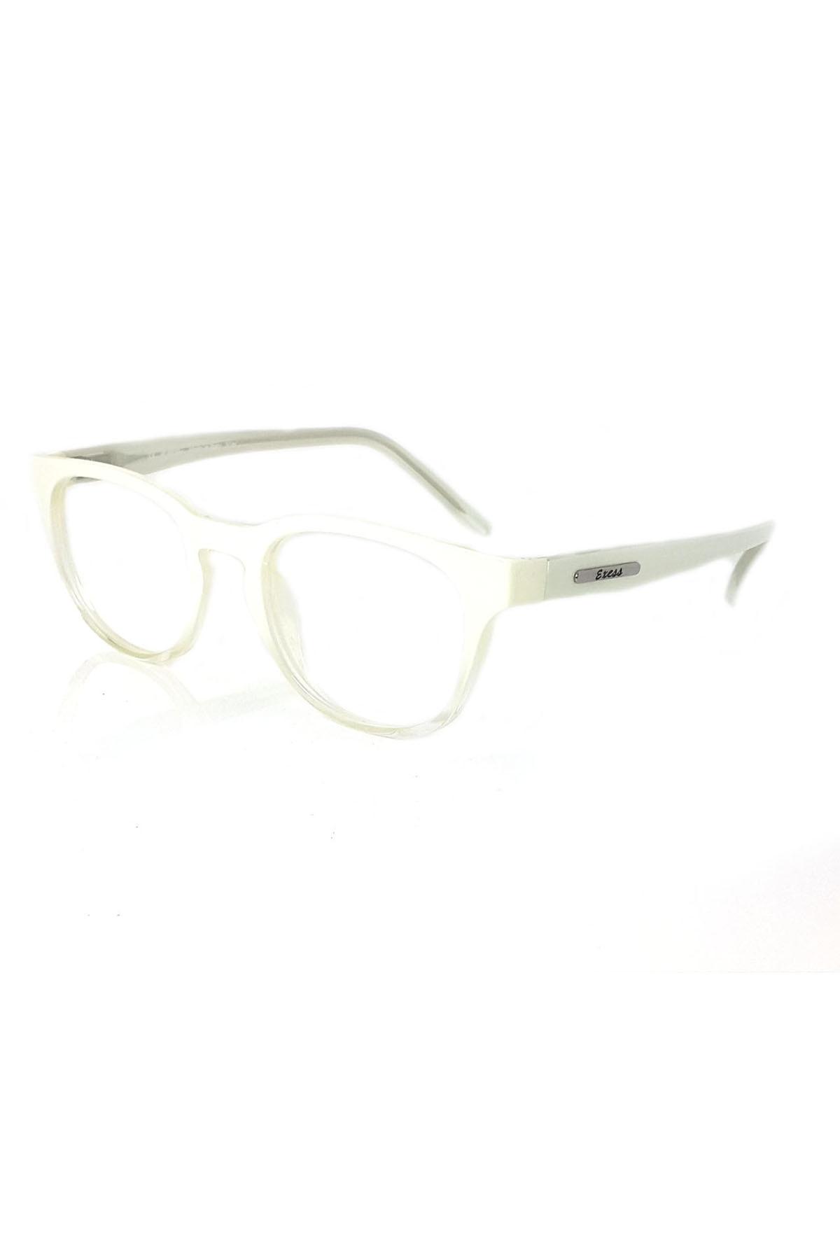Markamilla Women Reading Glasses Frame Demo Glasses Eyewear Transparent High Quality WomenExess E 210 7870 49