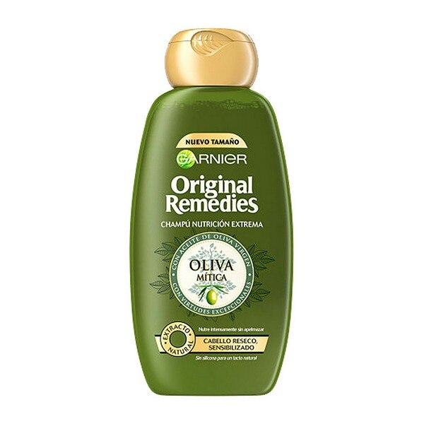 Nourishing Shampoo Original Remedies Garnier Dry Hair (300 Ml)