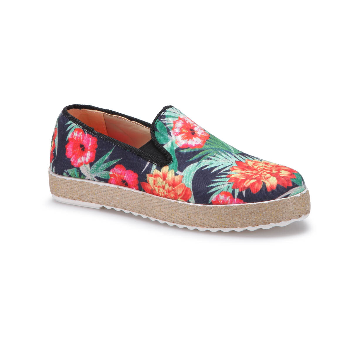 FLO U2702 Multicolour Women Espadril Shoes Art Bella