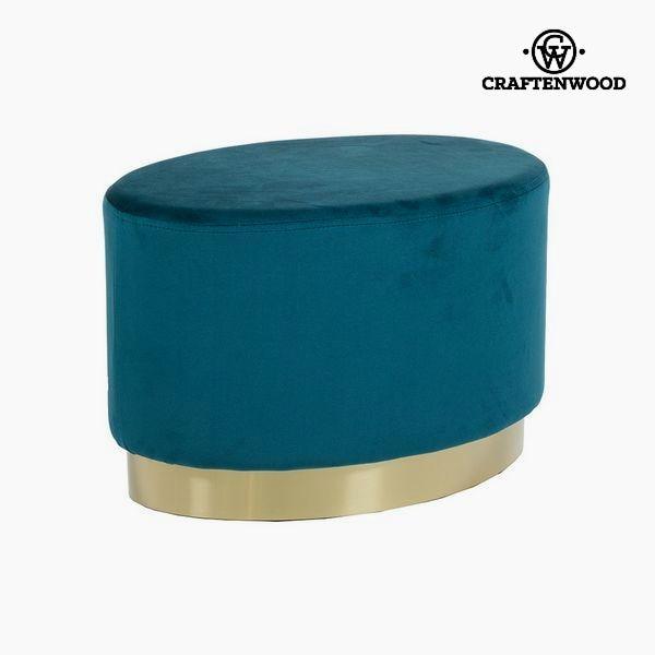 Stool (52 X 35 X 35 Cm) Blue