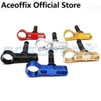 Aceoffix Brompton Hinge Clamp Lever CNC AL7075 Aluminum hcl 3|Seatposts Clamps| |  -