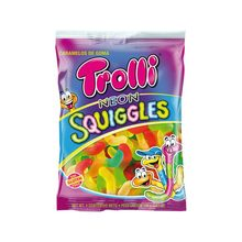 TROLLI Neon Squiggles 100g.