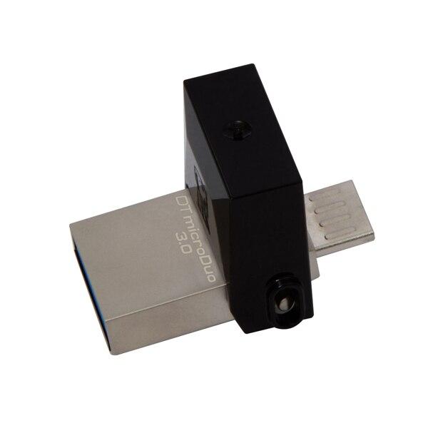 USB and Micro USB Memory Stick Kingston FAELAP0342 DTDUO3 16 GB USB 3.0 Black Grey|USB Flash Drives| |  - title=