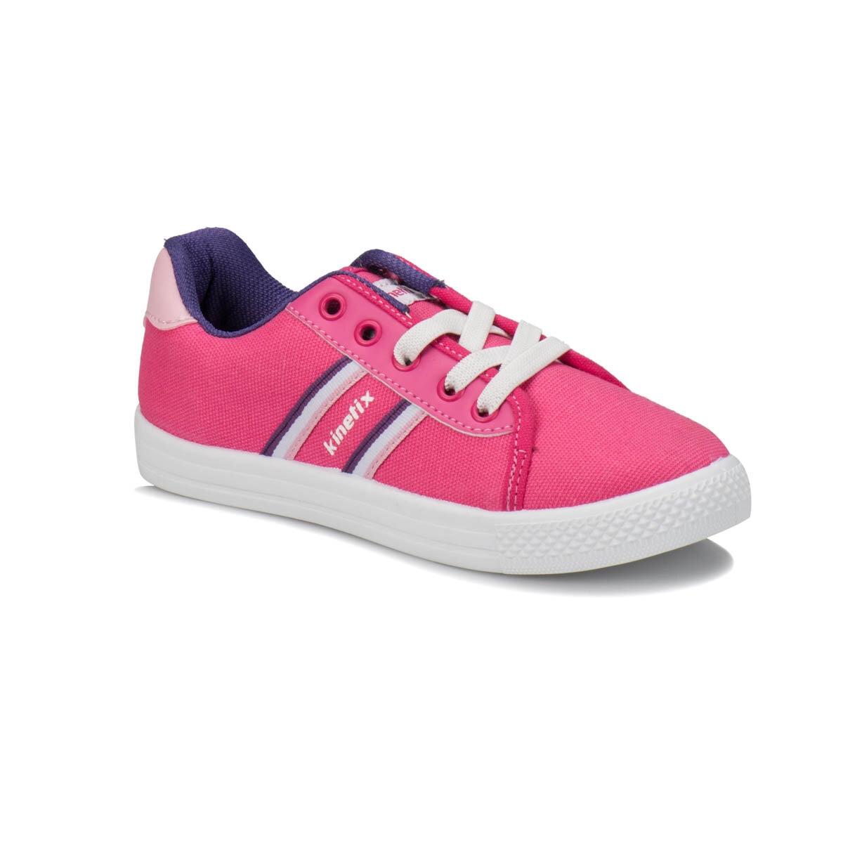 FLO KOTAN Fuchsia Female Child Sneaker Shoes KINETIX