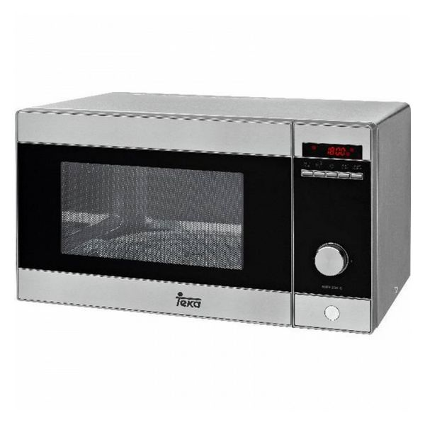 Microwave with Grill Teka MWE238G 23 L 1000W Stainless steel|Microwave Ovens| |  - title=