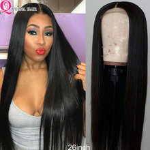 360 Lace Wig Straight Lace Font Wig Pre Plucked Lace Frontal Human Hair Wigs For Black Women Peruvian Transparent Lace Front Wig