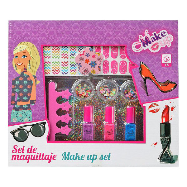 Manicure Set Make Up 110560