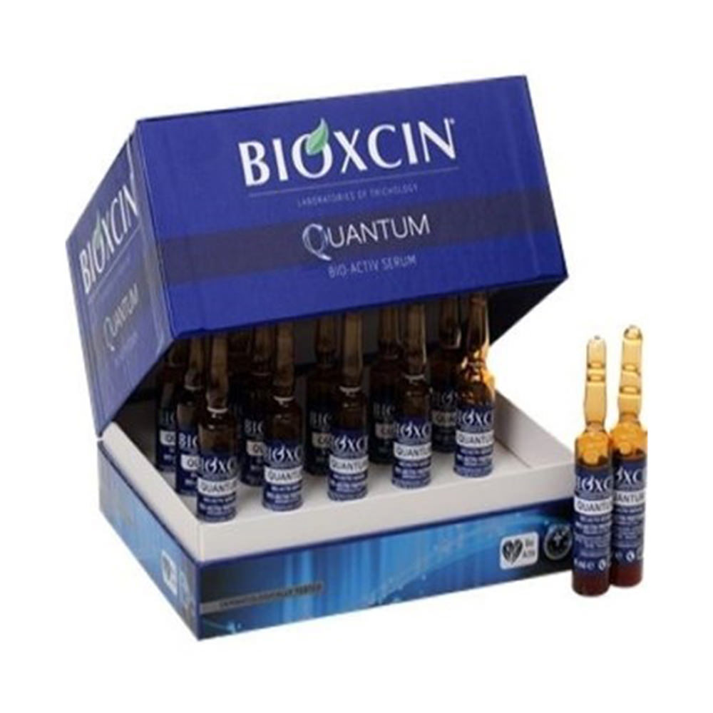 Bioxcin Quantum Serum Spilled Hair