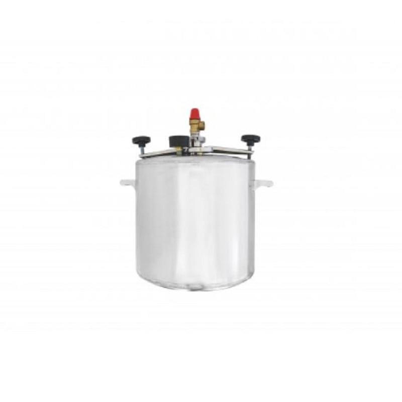 Autoclave 20 Liter untuk Membuat Kaleng