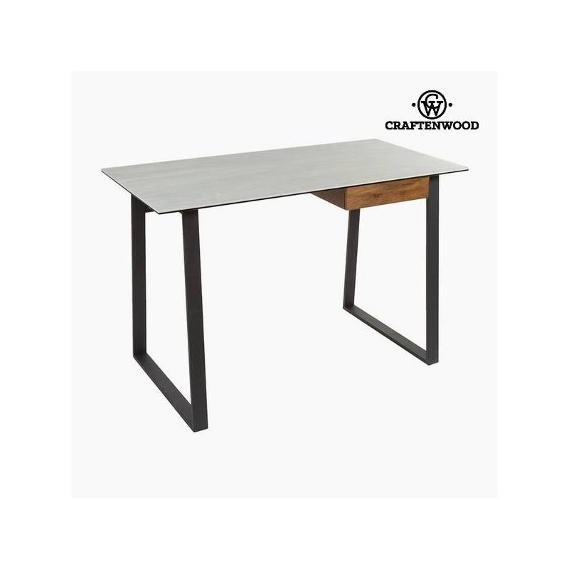 Desktop Ceramics And Glass (120x60x75 Cm) By Craftenwood