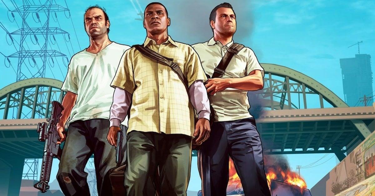 2020年英国游戏销售前十 《GTA 5》又上榜了