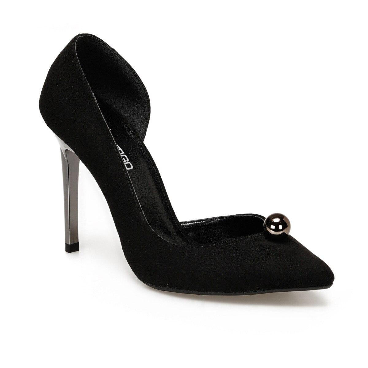 FLO CİLLİAN Black Women Gova Shoes BUTIGO