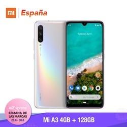 [Wersja globalna dla hiszpanii] Xiao mi mi A3 (pamięci wewnętrzne de 128 GB, pamięci RAM de 4 GB, potrójne kamera) Móvil 2