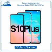 Montaje completo OEM para Samsung Galaxy S10 S10e Plus pantalla táctil LCD pantalla OLED digitalize para SamsungS10 reemplazo de montaje