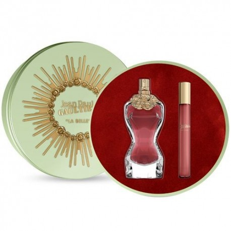 LE BELLE EDP 50ML SPRAY + MINI SPRAY 10ML
