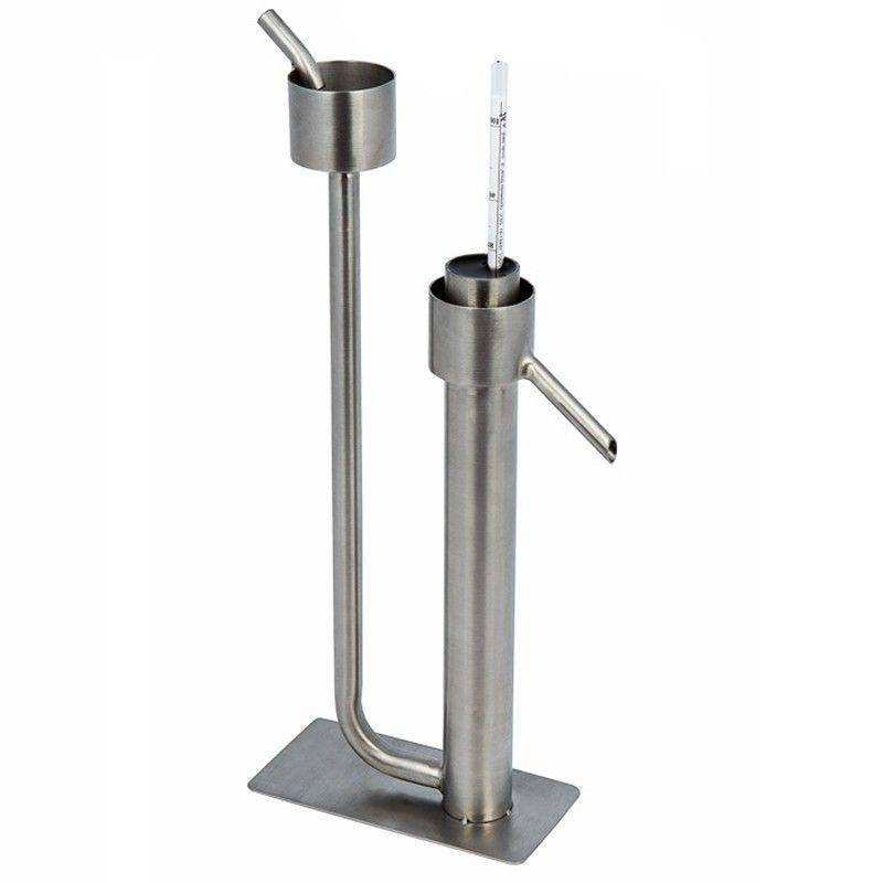 Parrot For Moonshine (Control Tower, Stainless Steel