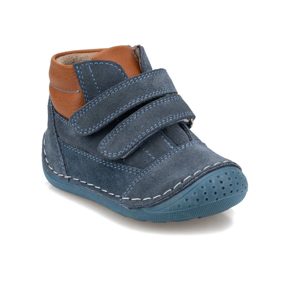 FLO 92.511709.I Blue Male Child Boots Polaris