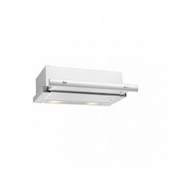 Conventional Hood Teka CNL6415WH 60 Cm 385 M3/h 64 DB 110W White