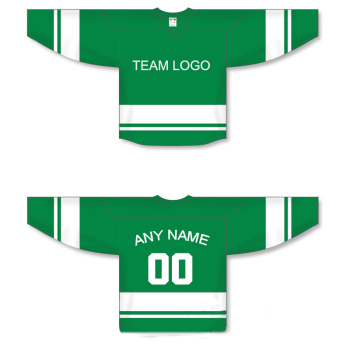 Personalized Customize Ice Hockey Jerseys Stitch Team Logo Embroidered Name Number Sport Sweatshirt S-6XL Any Size Any Color