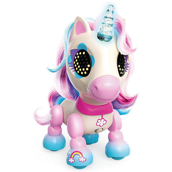 Interactive Toy Spin Master Zoomer Happy Unicorn Dre