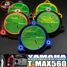 Motorcycle Accessories Frame Hole Cover Front Drive Shaft Front Sprocket Cover For T MAX560 T MAX 560 2020 TMAX560 TMAX 560 20