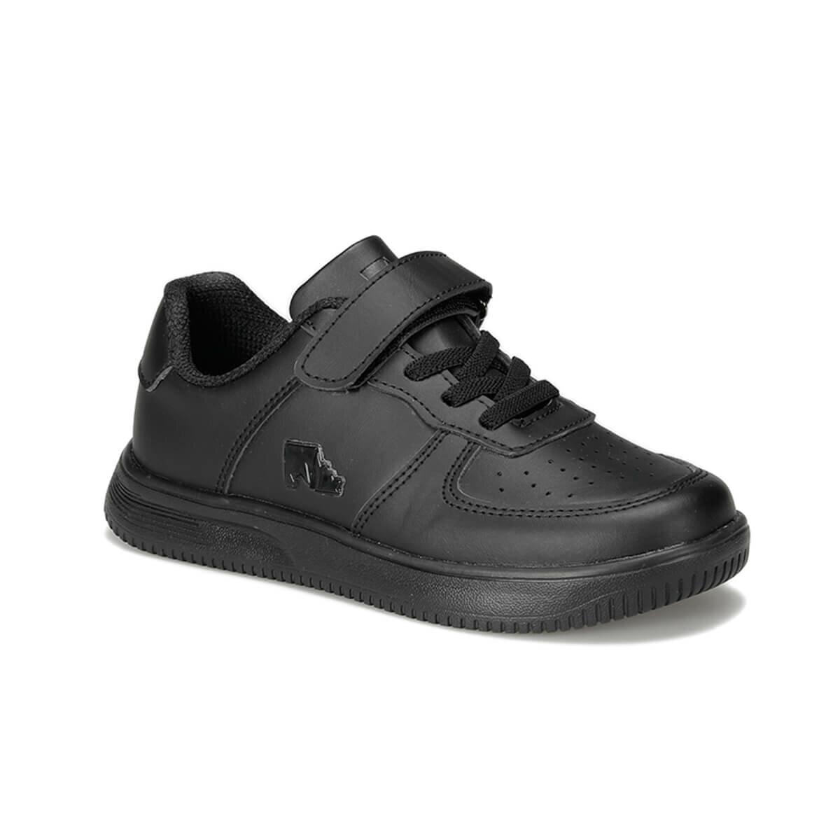 FLO FINSTER JR 9PR Black Male Child Sneaker Shoes LUMBERJACK