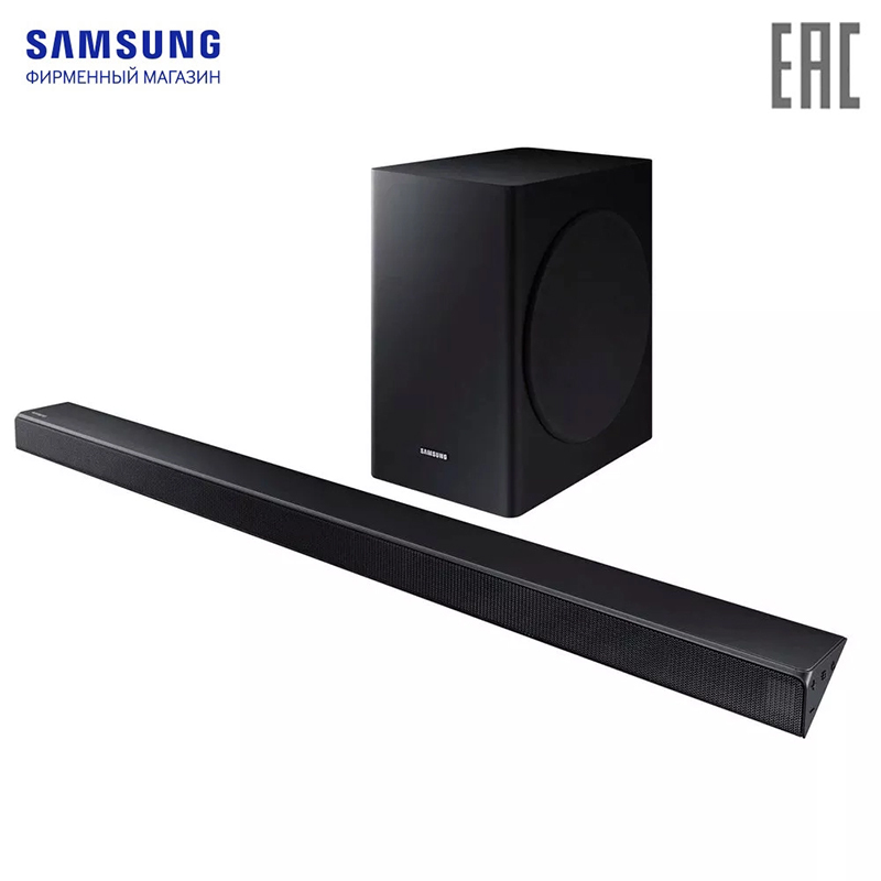 Home Theatre System Samsung HW-R650RU speaker subwoofer sound bar for home