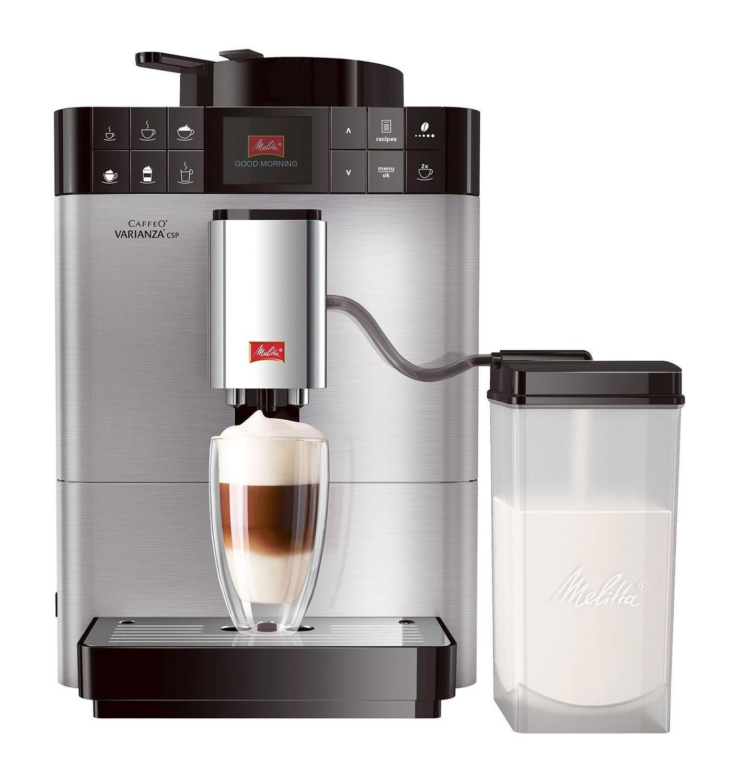 Automatic Coffee Machine Melitta CAFFEO Varianza CSP F 570-101, Silver цена и фото