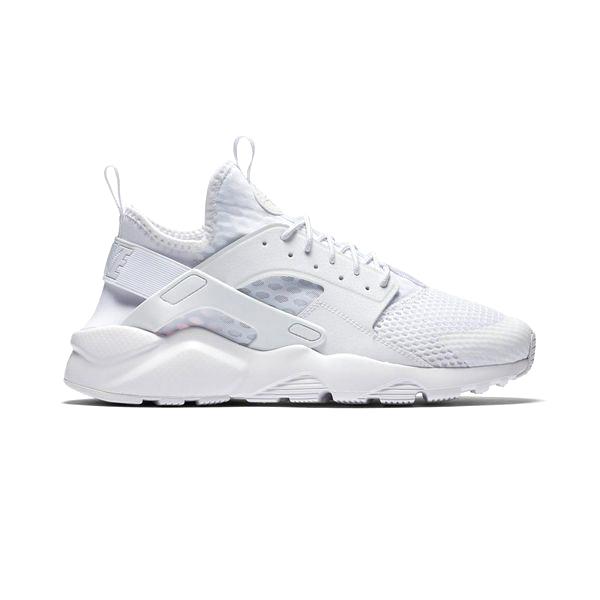 Running Shoes for Adults Nike Air Huarache Run Ultra Br White image