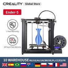 Hohe Präzision Ender-5 3D Drucker Core XY Stucture CREALITY Ender-5 3D Drucker Mit Lebenslauf Druck Nach Power-Off
