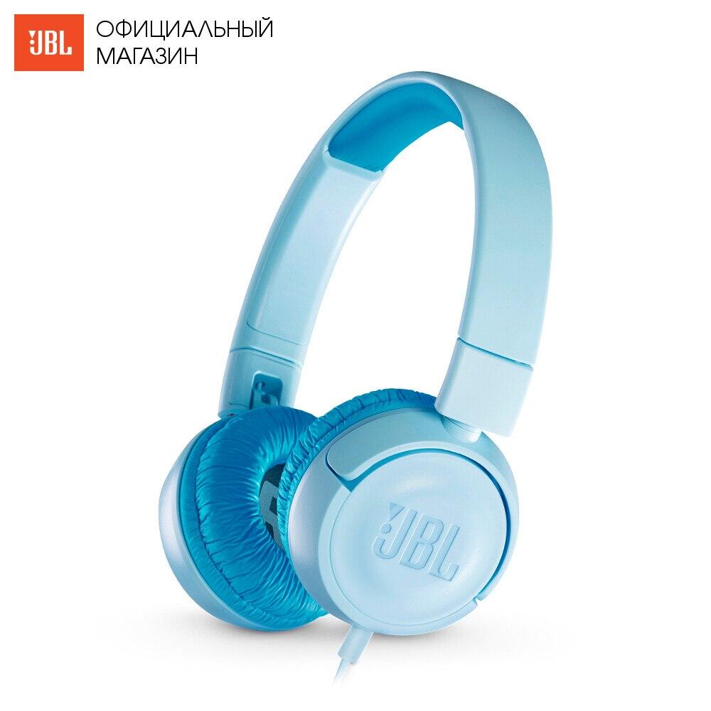 Earphones & Headphones JBL JR300 Portable Audio headset Earphone Headphone Video with microphone