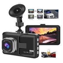 2021 novo traço cam carro dvr gravador de vídeo dashcam 3