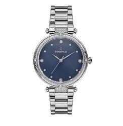 Reloj para mujer es6498fe. Pulsera de acero inoxidable 390 cristal mineral luz solar
