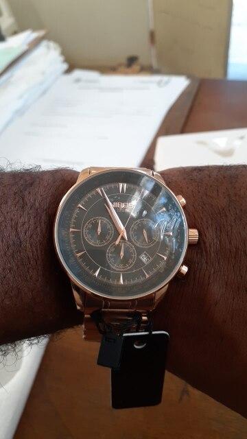 -- homens Relógio nibosi