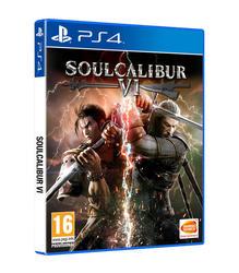 SoulCalibur VI Ps4 Playstation 4 gry Namco Bandai partnerzy Iberica S.A. Walcz z wiekiem 16 + w Oferty dla graczy od Elektronika użytkowa na