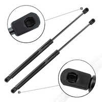 Rear Window Glass Lift Supports Struts 55394245AB 68025357AA shocks Gas Spring For 2005-2010 Jeep Grand Cherokee WH WK