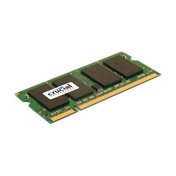 Оперативная память оперативная память Crucial IMEMD20046 CT25664AC800 2 ГБ 800 МГц DDR2